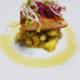 Fisch Menü