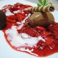 schokoladiges Menü