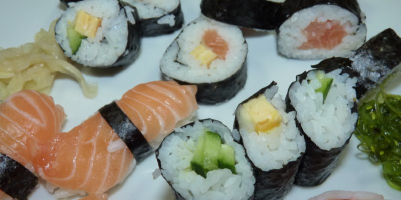 Kochkurs Sushi
